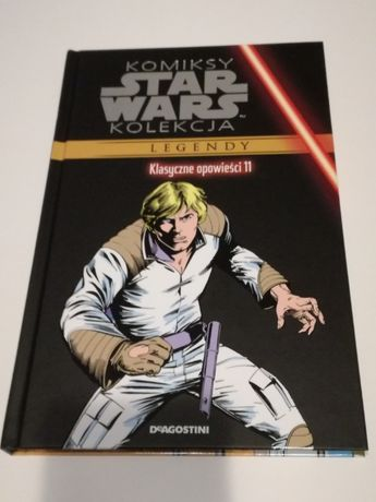Komiksy Star Wars kolekcja Klasyczne opowieści 11