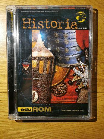 Historia multimedialny program klasa 2 gimnazjum