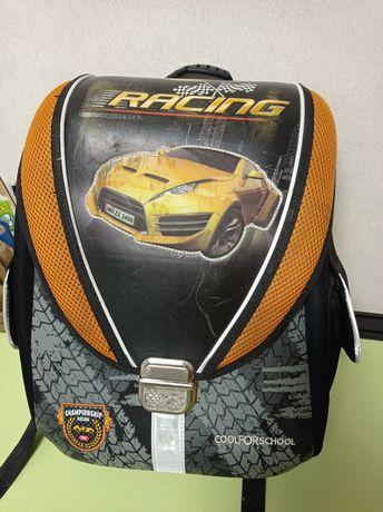 Ранец рюкзак школьный каркасный
