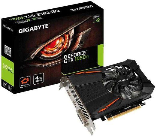 Відеокарта Gigabyte GeForce GTX 1050 Ti D5 4G