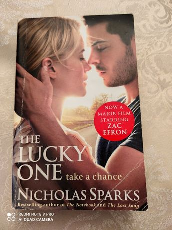The Lucky One Nicholas Sparks