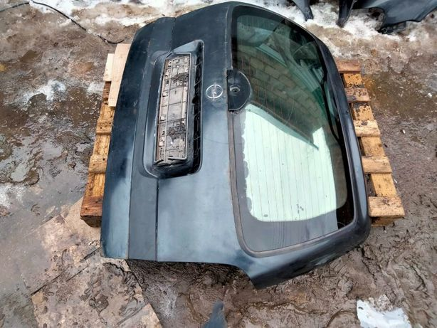 Крышка багажника , бампер крылья универсал Opel Vectra B / Опель вектр