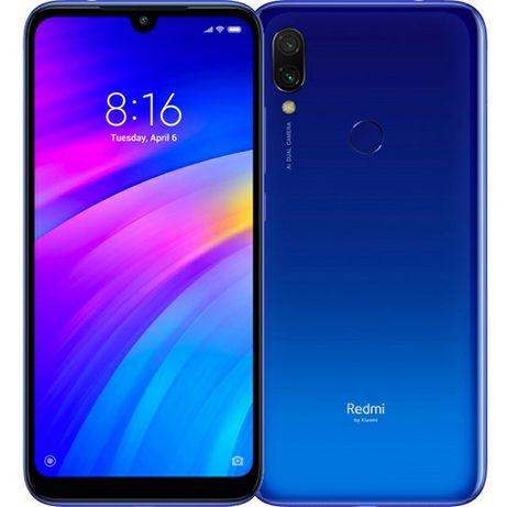 Xiaomi Redmi 7 3/32GB Comet Blue  (На запчасти или под восстановление)