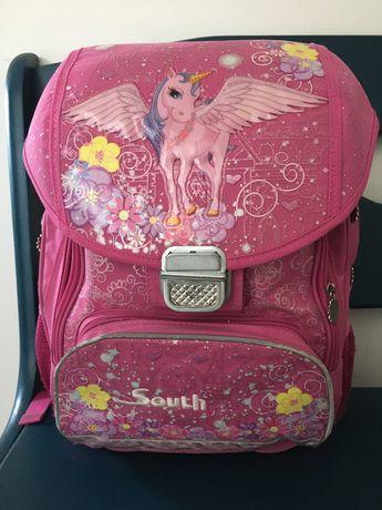 Plecak rozowy