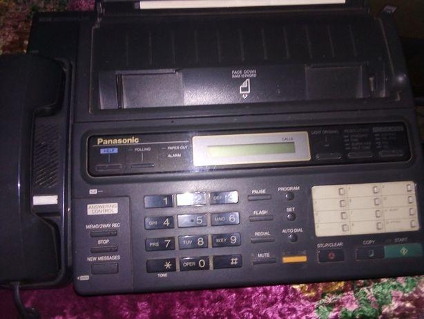 Телефон-факс Psnasonic
