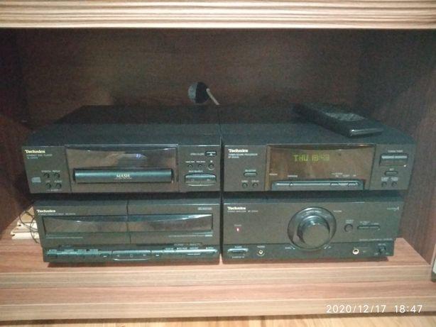 Sprzedam zestaw stereo marki Technics