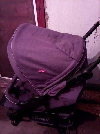 Детская коляска карелло 8502