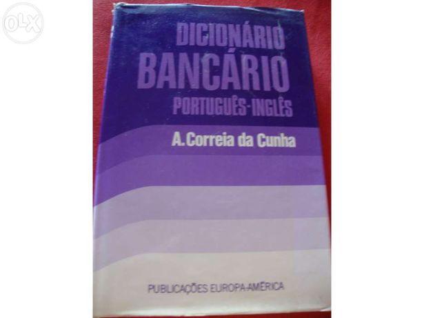 """""""Dicionário Bancário, Português - Inglês"""""""