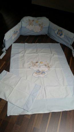 Feretti komplet pościeli + ochraniacz na łóżeczko