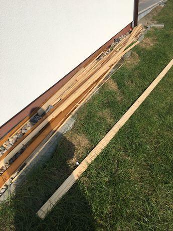 Oddam ścinki drewna