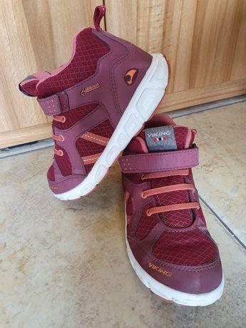 Деми ботинки термо  ботиночки Викинг Viking Gore-tex, р.32, 20см