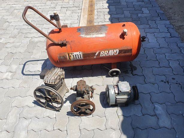 Compressor 100l e motor