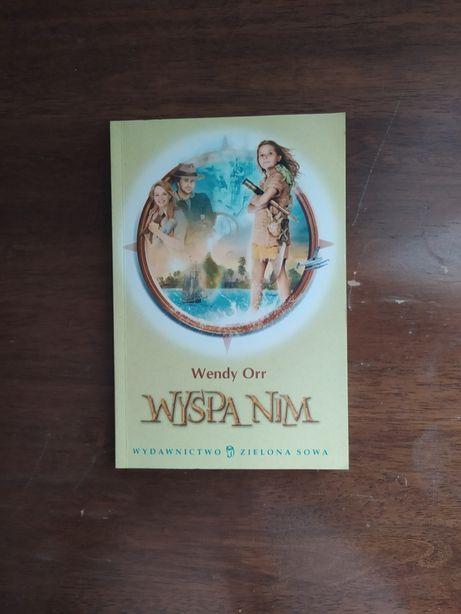 Wendy Orr - Wyspa Nim