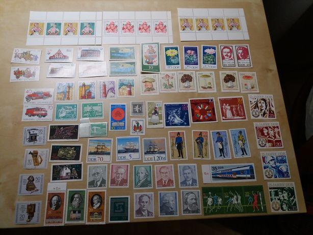 80szt DDR Czyste znaczki - Bloki