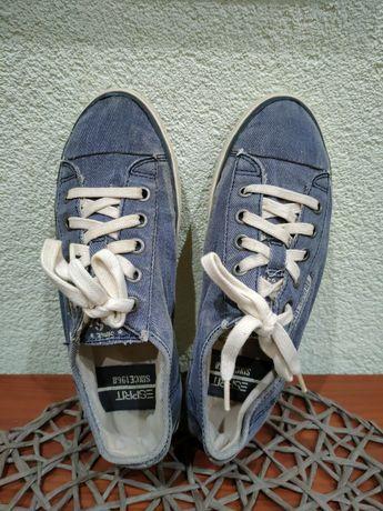 Zestaw butów r. 38 (Zara, graceland, Esprit)