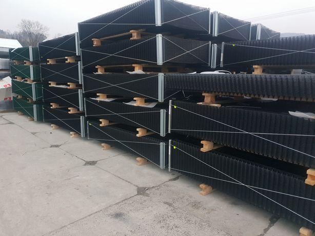 Ogrodzenie panelowe Wiśniowski 58zl metr kompletne 10 lat gwarancji