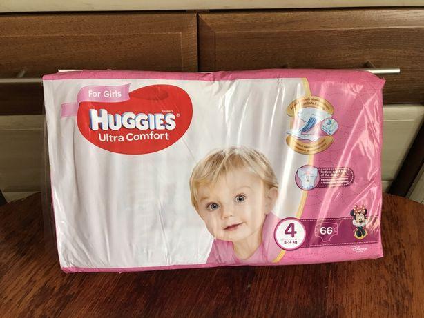 Підгузники памперси Huggies 4  66шт