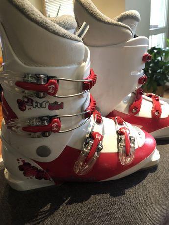 Buty narciarskie ROSSIGNOL FUN GIRL - 24/24,5