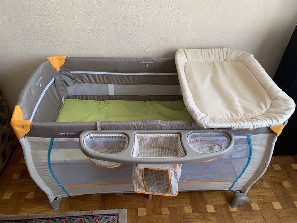 Манеж-кровать Hauck Babyсenter