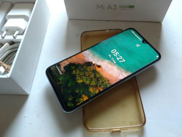 Xiaomi A3 4/128 szkło na ekranie, etui, pudełko i akcesoria