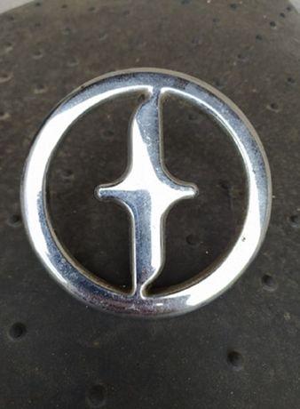 Emblemat FSO Fiat 125p Metalowy