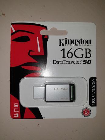 Nowy Pendrive 16 GB Kingston Zapakowany