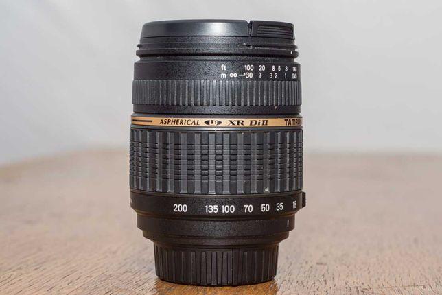 Tamron 18-200 AF f/ 3.5-6.3 LD XR DI2-Nikon