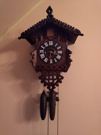 Zegar kukułka, antyk