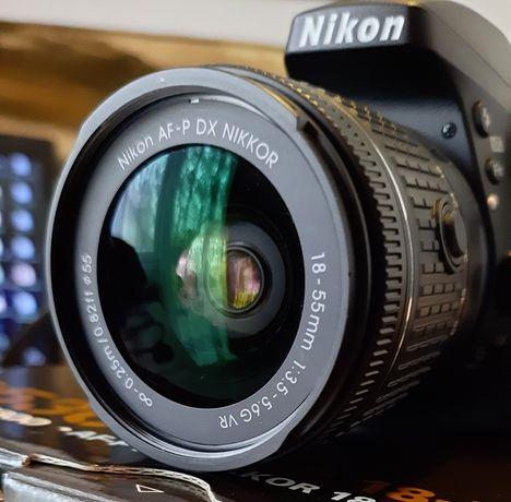 Nikon 5300 - Nikon 18-55mm 3.5ED DX Zamiana