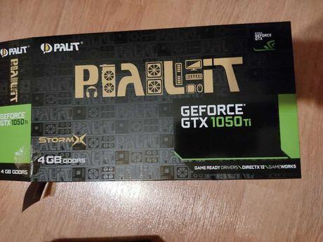 Palit GeForce GTX 1050Ti