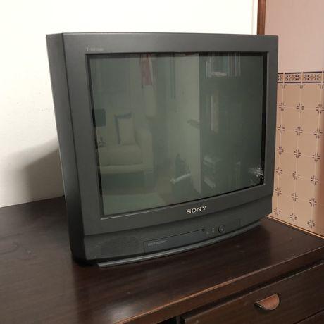 Televisão Sony Triniton em bom estado