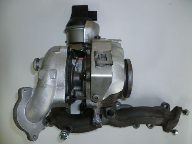 Turbosprężarka Audi A3 Skoda Yeti VW Scirocco Passat B6 2.0TDI 140KM