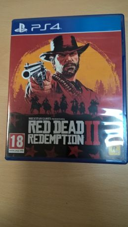 Red Dead Redemption II PL PS4