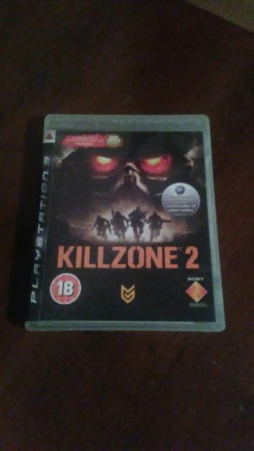 Игры для PS 3 KILLZONE 2.+ Fifa09 в подарок.