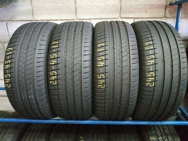 Літні шини 245/45 R19 (102Y) MICHELIN