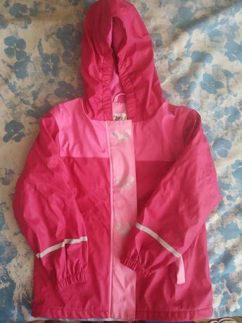 Курточка-дождевик lupilu на девочку