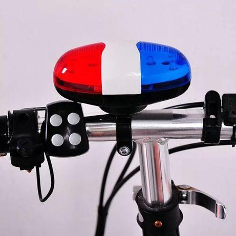 Dzwonek do roweru syrena wysyłka z Polski
