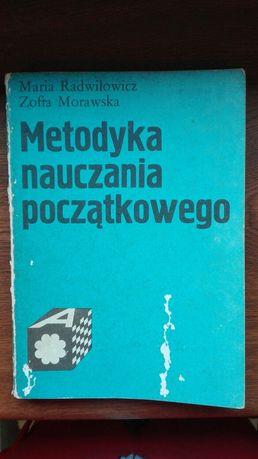 Metodyka nauczania poczatkowego. M.Radziwiłowicz, Z.Morawska