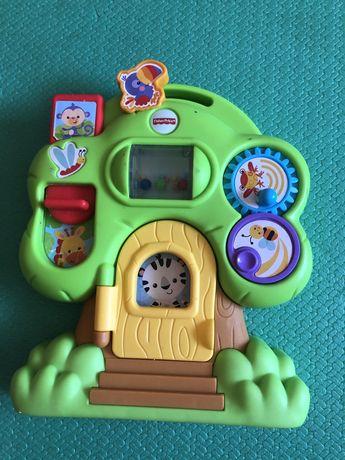 """Fisher-Price развивающая игрушка """"Ку-Ку"""""""