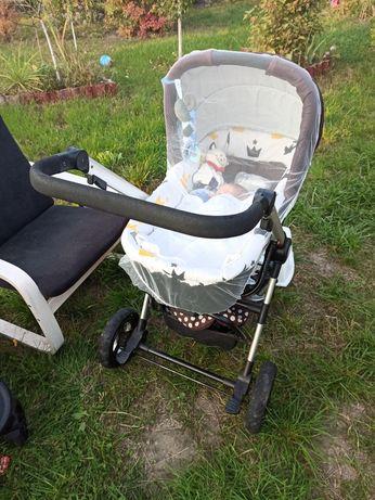 KinderKraft wózek głęboki na chusteczki