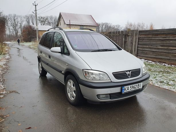 Opel Zafira 2001