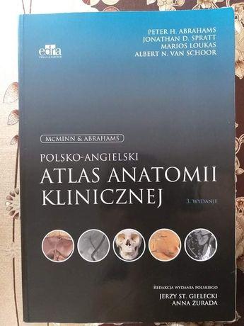 Fotograficzny atlas anatomii człowieka McMinn & Abrahams