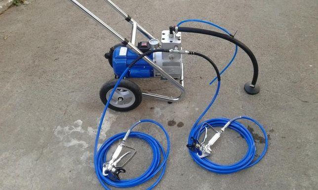 Airless -Máquina de pintura 1500W 4L/minuto