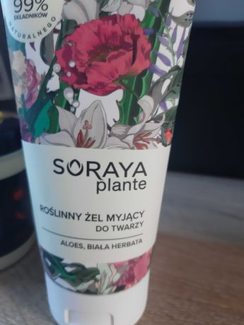 Soraya plante żel