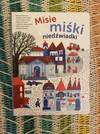 Misie, Miski, Niedzwiadki, Wydawnictwo Olesiejuk