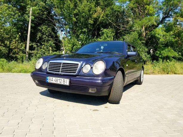 Продам Мерседес w210 ом 606 турбо дизель