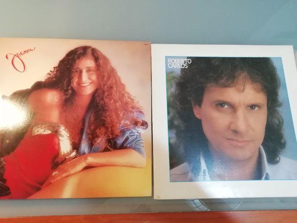 2 discos Vinil Musica Brasileira