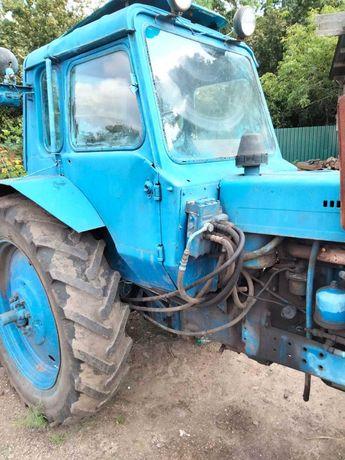 Продам трактор МТЗ 80 Беларус в хорошем состоянии