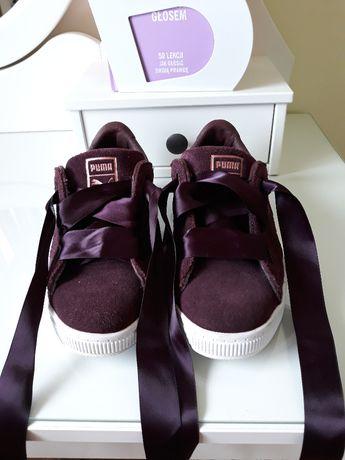 Sneakersy Puma rozm. 34,5