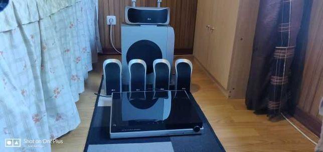 Sistema de Leitor Gravador de DVD LG